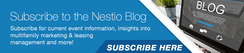 Subscribe to the Nestio Blog!